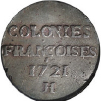 1721 Colonial Coin