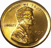 Broad Stike Mint Error - US Coin Mint Error Images