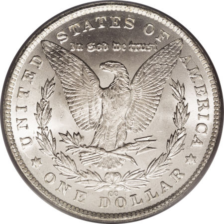 1881-CC Morgan Dollar Reverse