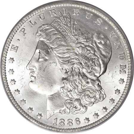 1886-O Morgan Dollar