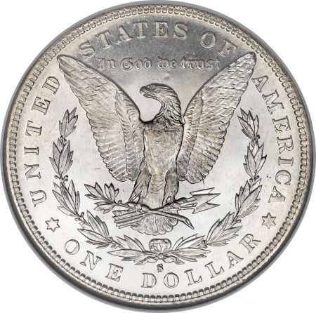 1886-S Morgan Dollar Reverse