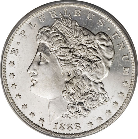 1888-O Morgan Dollar