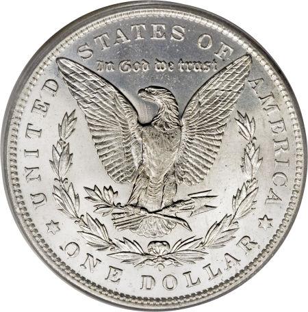 1888-O Morgan Dollar Reverse