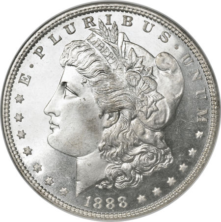 1888 Morgan Dollar