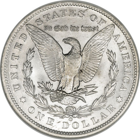 1889-O Morgan Dollar Reverse