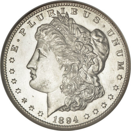 1894-S Morgan Dollar Rare Amican Coin
