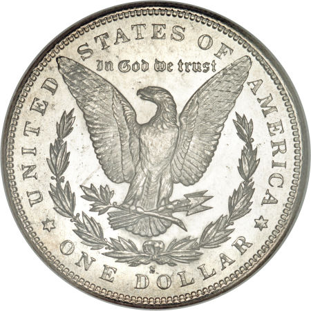 1894-S Morgan Dollar Sold at Heritgage Auction