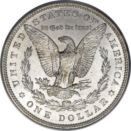 1894 Morgan Dollar Reverse