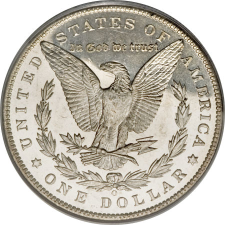 1898-O Morgan Dollar
