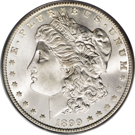 1899-O Morgan Dollar