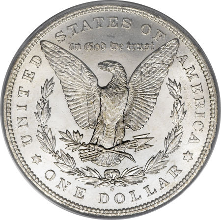 1899-S Morgan Dollar