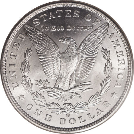 1900-O Morgan Dollar Reverse