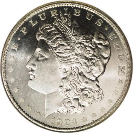 1904-O Morgan Dollar obverse
