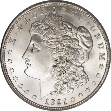 1921-D Morgan Dollar the first, only and last for the D or Denver Mint