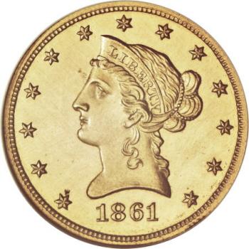 1885 $10 Ten Dollar, Judd-1755, Pollock-1968