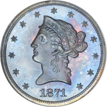 1861 $10 Ten Dollar, Judd-285, Pollock-340, Low R.7