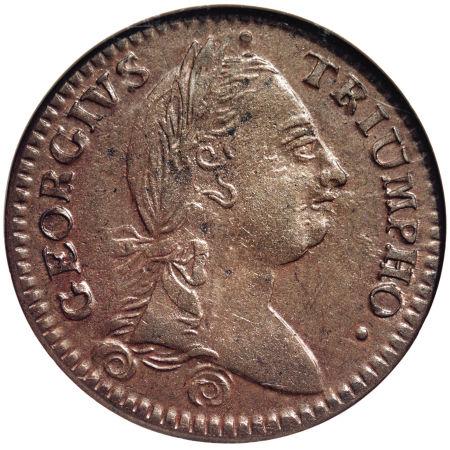 1783 GEORGIVS TRIUMPHO