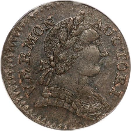 1787 Vermont Copper, BRITANNIA