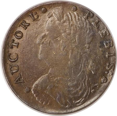 1787 Auctori Plebis Token