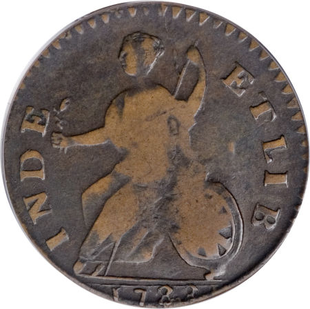 Vermont Post Colonial Coin1785 1788 Images Values