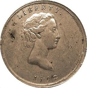 1792 Quarter Dollar