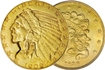 Most valuable $5 US gold coins