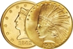 Most valuable $10 gold US Coins