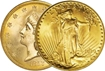 Most valuable $20 Gold US Coins