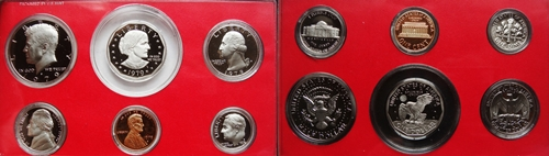 Most valuable Proof Sets 1971 to date