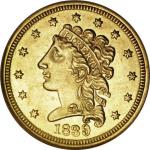 1839 Classic Head $2.50