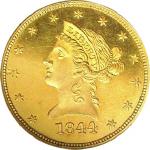 1844-O Liberty Head $10.00