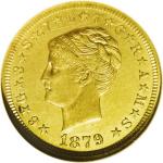 1879 $4.00 Gold Stella