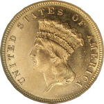 1882 Indian Princess $3.00