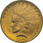 1909 Indian Head Eagle
