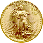 1927-D Saint Gaudens $20 Gold Coin Value