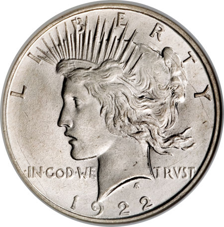 1922 D Peace Silver Dollar Coin Value Facts