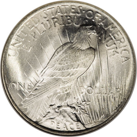 1922 Peace Silver Dollar Coin Value Facts