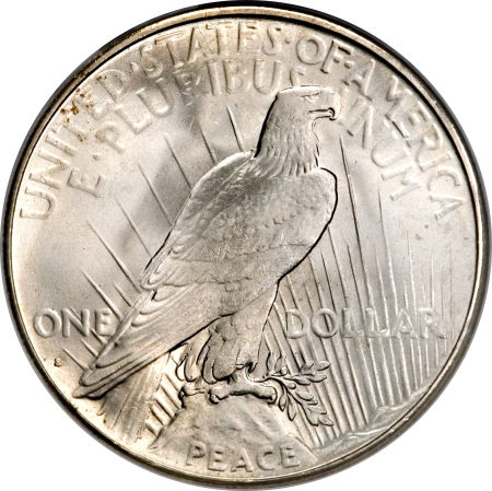 1934-S Peace Silver Dollar Coin Value, Facts