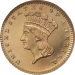 $1 Gold Coin Facts Image