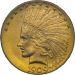 $10 US Gold Coin Facts Images