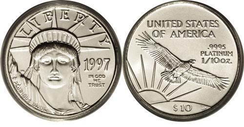 Platinum Coin Value