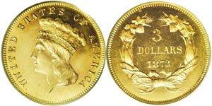 $3 Indian Princess Gold Value