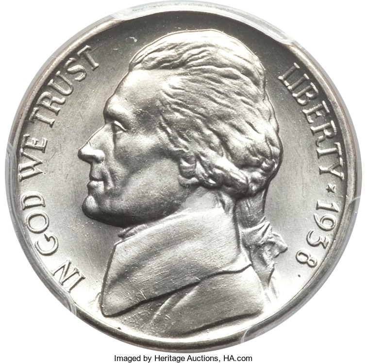 1938 Jefferson Nickel Value - CoinHELP