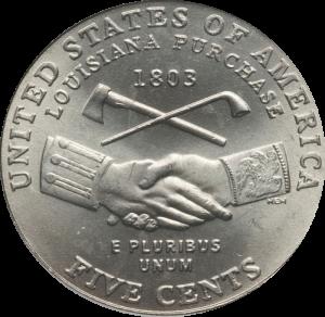 2004-P Jefferson Nickel Value