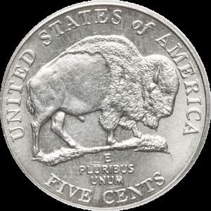 2005-P Bison Jefferson Nickel Value