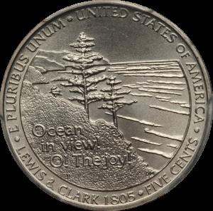 2005-P Western Waters Jefferson Nickel Value