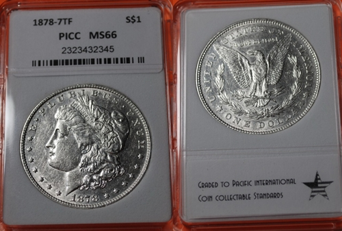 Over Graded Coins At Ebay