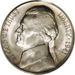 1941-D Jefferson Nickel Value