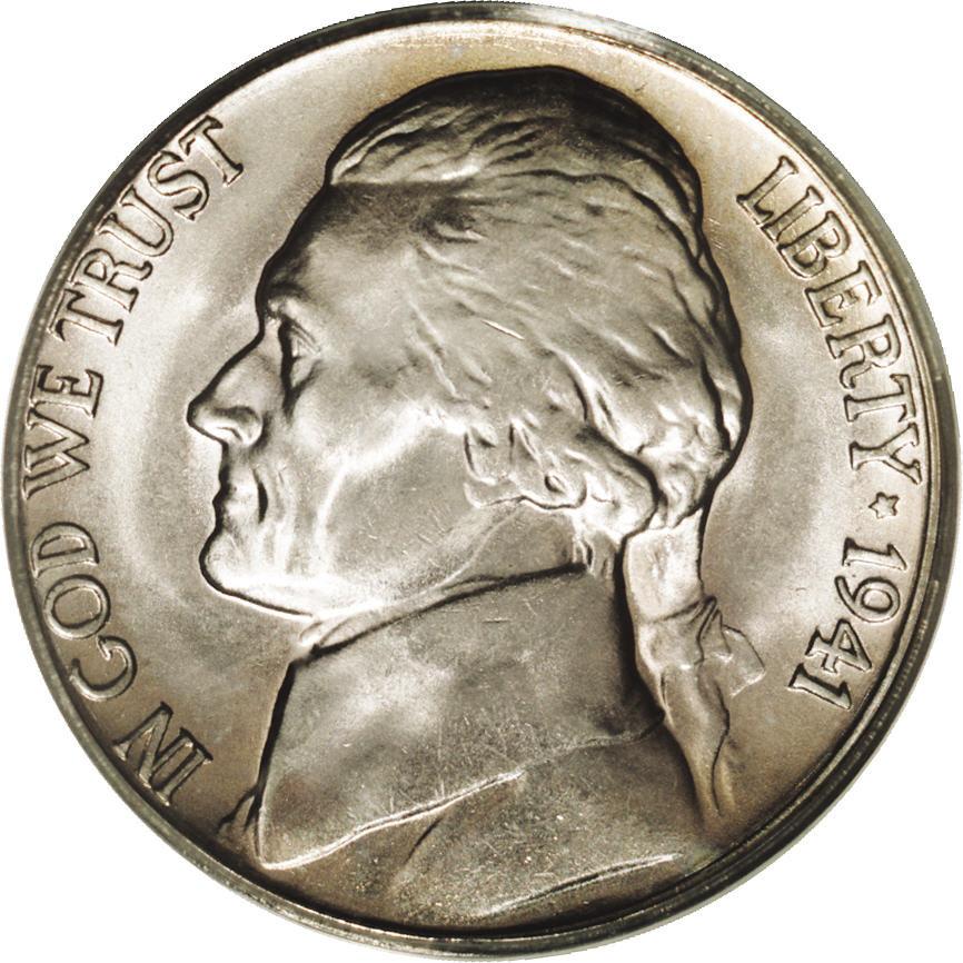 1941 S Jefferson Nickel Value Coinhelp