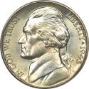 1942-D Silver Jefferson Nickel Value War Nickel